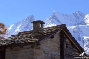 Jezik ledenjaka - koji upućuje na spuštanje ledenjaka u dolinu - trenutačno se pomiče 130 cm na dan