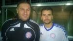 Treneri Sinisa Kovacevic i Josip Kristo