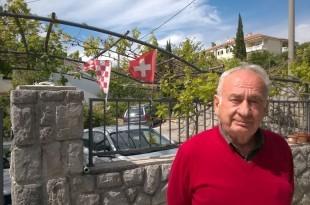 Dragan Bagić  je prvi član HDZ-a u Švicarskoj