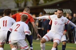 Hrvatski derbi u Nürnbergu odigran je pred 250 gledatelja / Foto: F.Vrljić