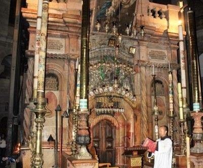 Kapela Isusova groba u Jeruzalemu / Foto:Fenix Magazin