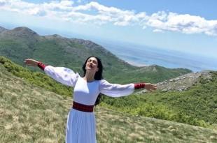 Ana Rucner u novom spotu o ljepotama Like / Foto:Glas Slavonije