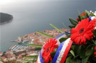 Pogled na Dubrovnik sa Srđa / Foto:Hina