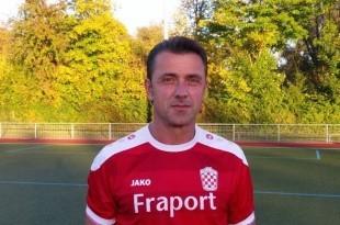 Pokretačka snaga veterana Croatije Frankfurt Niko Ćurić / Foto: S.Konta