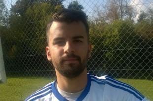 Josip Krišto postigao je drugi pogodak za veliku pobjedu Hajduka /Foto: I.Barišić