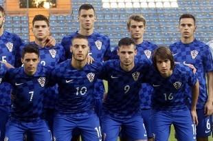 Kvalifikacijska utakmica U-21 za Euro 2019 Hrvatska - Češka