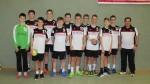 U-14 momčad JSG Gonzenheim/Ober-Eschbach s novom sportskom opremom hrvatskog sponzora Budimir Großhandel