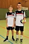 Dvojica Hrvata u momčadi JSG-a Luka Čelić i Petar Krešimir Puđa