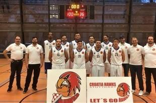 2. Croatia Stuttgart Hawks