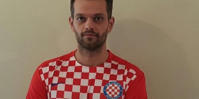 Dimitar Garchev trostruki strijelac za Hajduk Wiesbaden / Foto: FM