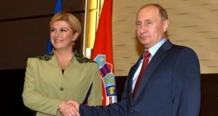 Kolinda - Putin