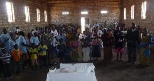 Crkva u Africi