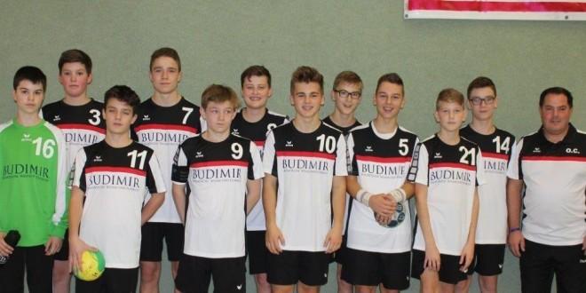 U-14 momčad JSG Gonzenheim/Ober-Eschbach s novom sportskom opremom hrvatskog sponzora Budimir / Foto:Fenix Magazin