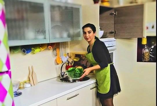 """Tanja Pejić je bila TV i radio kuharica, natjecateljica prve sezone RTL-ovog  kulinarskog showa """"Tri, dva, jedan – kuhaj"""". Dana živi u Stuttgartu i održava kuharske radionice/Foto: Fenix (Arhiv T.Pejić)"""