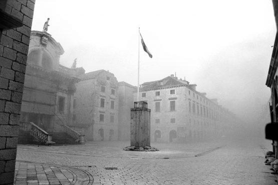 Napad na Dubrovnik / Foto: Arhiv Dubrovačkih branitelja