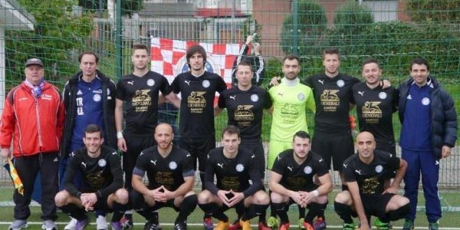 Arhivska slika NK Zagreb Dortmund / Foto:Zvonko Bosnić