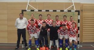 Futsal momčad Croatije Muenchen / Foto: Fenix Magazin - F.E.