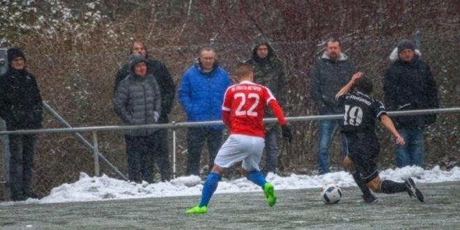 Zvonimir Živić (broj 22) postigao je četiri pogotka za svoju Croatiju Bietigheim / Foto: Paco Photography