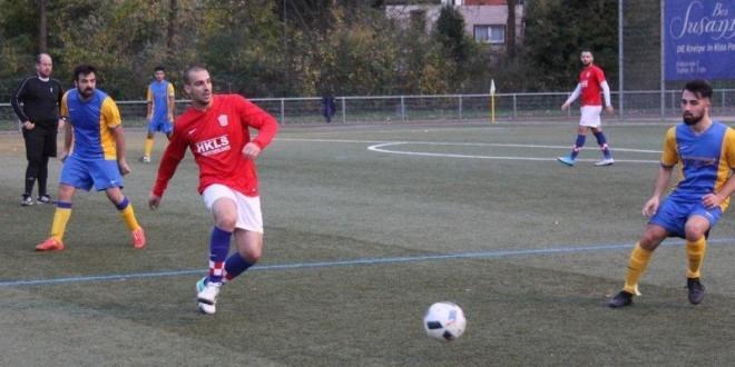 Dino Božinović-Mađor je zbog crvenog kartona, napravljenog nakon prekršaja iz potrebe, morao napustiti igru u 84. minuti / Foto:Fenix Magazin