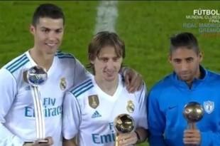 Luka Modric najbolji