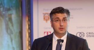 Predsjednik Vlade Andrej Plenković / Foto: Hina