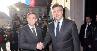 Sastanak Plenkovića i Cerara