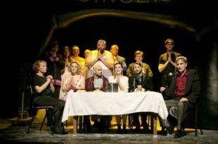 Iz predstave Šest likova traži autora / Foto: Kazalište Kerempuh