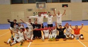 FC Croatia Futsal München je prvak Futsal- Bayern lige / Foto: Fenix Magazin