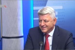 Potpredsjednik SDP-a Zlatko Komadina / Foto: Screenshot HRT.hr