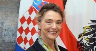 Hrvatska ministrica vanjskih i europskih poslova Marija Pejčinović Burić / Foto:Hina