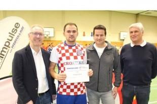 Tomislav Maras neće u idućoj sezoni nositi dres Croatije Karlsruhe / Foto: FM-A.Vukelic
