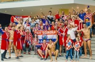 Vaterpolo reprezentacije Hrvatske u Krefeldu (8)
