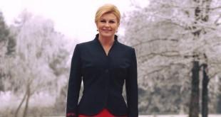 Predsjednica Kolinda Grabar-Kitarović. Foto: Facebook