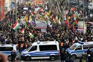 prosvjed njemacka