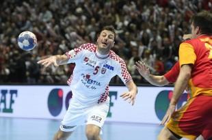 Rukomet: Hrvatska - Crna Gora