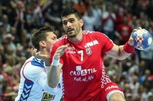 Luka Stepančić odigrao je odličnu utakmicu / Foto:Hina