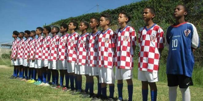 Vila Croácia, nogometni klub iz Rija de Janeira / Foto: Fenix Magazin