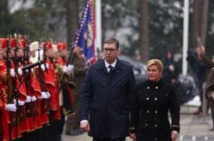1. Srbijanski predsjednik na Pantovcaku (1)