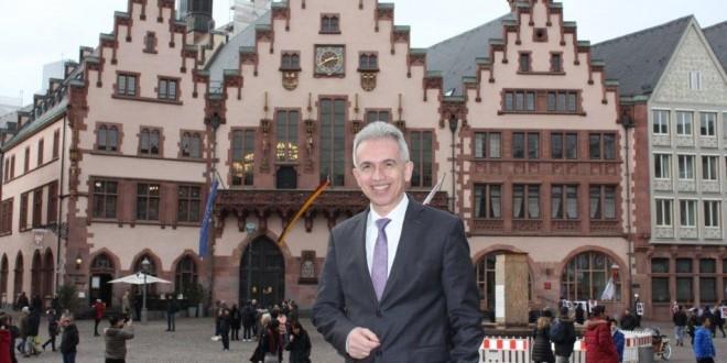 Gradonačelnik Frankfurta Peter Feldmann /Foto: Fenix Magazin