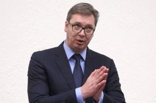 Aleksandar Vučić/Foto:Hina
