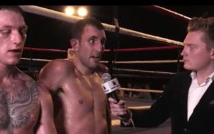 Zadnji intervjuu britanskog boksača Scotta Westgarth (31) / foto:Screenshot