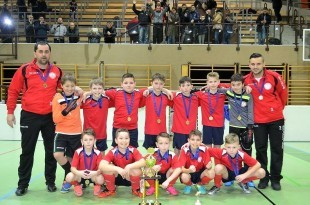 Mladi nogometaši Cro Vienne / Foto: Fenix Magazin -Klupska arhiva
