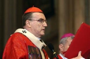 Kardinal Bozanić : Foto: Hina