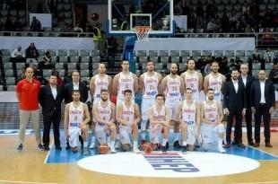 Košarkaška reprezentacija Hrvatske / Foto: Hina