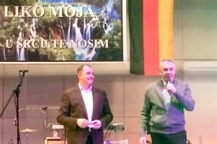 Zastupnik u Hrvatskom saboru gen. Željko Glasnović bio je gost ovogodišnje Ličke večeri / Foto: Fenix Magazin