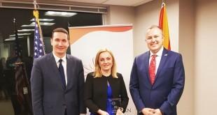 Marijana Petir primila nagradu makedonskog prijateljstva / Foto:Fenix Magazin