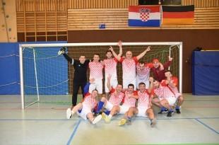 NK Croatia Ludwigshafen pobjednik AH turnira