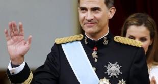 Spanjolski kralj Felipe VI..