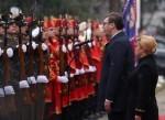Srbijanski predsjednik na Pantovcaku (2)
