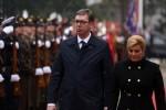 Srbijanski predsjednik na Pantovcaku (3)